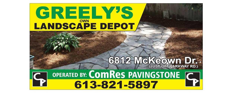 Greely's Own Landscape Depot